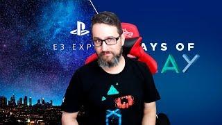 Lo Mejor del E3 + Días de Play en PS Store Junio 12, 2018