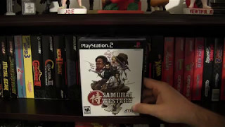 Defiling a Sealed PS2 Game - Samurai Western