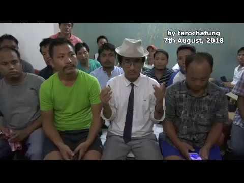 ...Arunachal SSA Teachers Determine To Launch Democratic Movement...