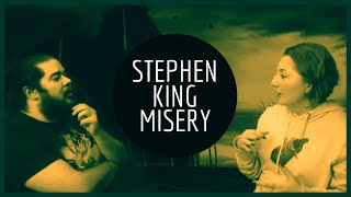 MISERY - ÖLÜM KİTABI - Stephen King, Rob Reiner, Kathy Bates - #6Altı