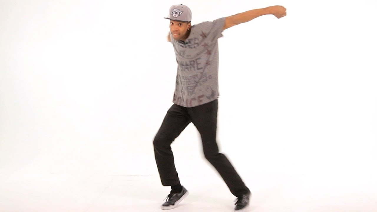 How to Do Krumping Stomps | Street Dance - YouTube