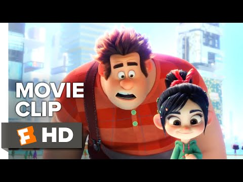 Ralph Breaks the Internet Movie Clip - KnowsMore (2018) | Movieclips Coming Soon