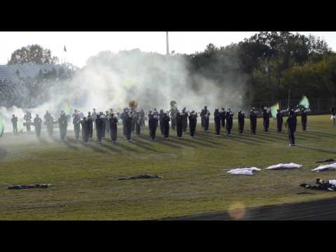 The Official Bertie High School Falcon Regiment Marching Band