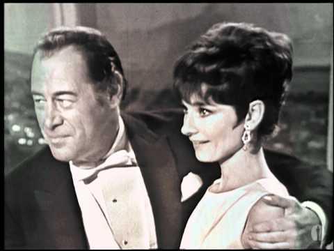 Rex Harrison Wins Best Actor: 1965 Oscars
