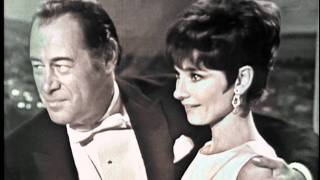 Rex Harrison Wins Best Actor: 1965 Oscars