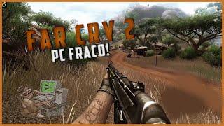 Como Baixar Instalar Far Cry 2 Pt-Br! PC Fraco!