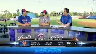 Mets Hot Stove: David Wright & Michael Cuddyer