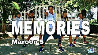 MEMORIES BY MAROON 5 | Lukkas Remix | Dance | Choreography | Zumba | NGZ CREW