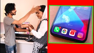 DUDY iPHONE പൊട്ടിച്ചു🔥🔥🔥PRANK ON DUDY UNBOXINGDUDE l