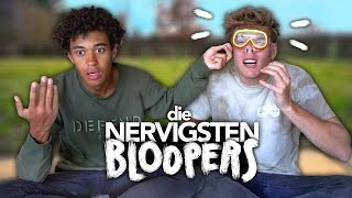 Die NERVIGSTEN BLOOPERS aller Zeiten | Joey's Jungle