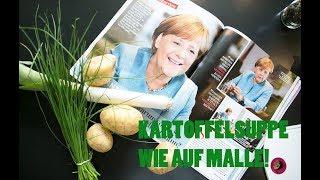 Der Kanzler-Kniff: Merkels Kartoffelsuppen-Geheimtipp auf dem Prüfstand