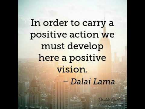 🌬Positive Vision quotes🕊