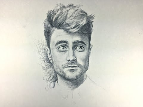 how-to-draw-male-features-(feat.-daniel-radcliffe)
