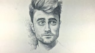 How to Draw Male Features (feat. Daniel Radcliffe)