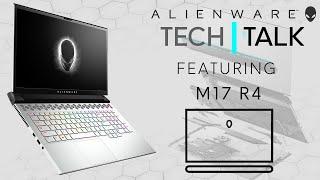 NEW Alienware m17 R4 (2021) | Tech Talk