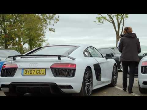 The ultimate (Audi RS) road trip