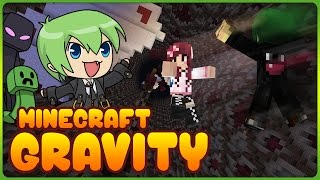Caida libre en Gravity - Minijuegos Minecraft (Naishys y DSimphony)