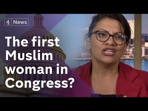 Rashida Tlaib interview on Palestine, Trump's America and becoming the first Muslim congresswoman