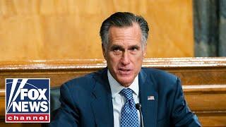 Mitt Romney prepared to vote on Trump's Supreme Court nominee