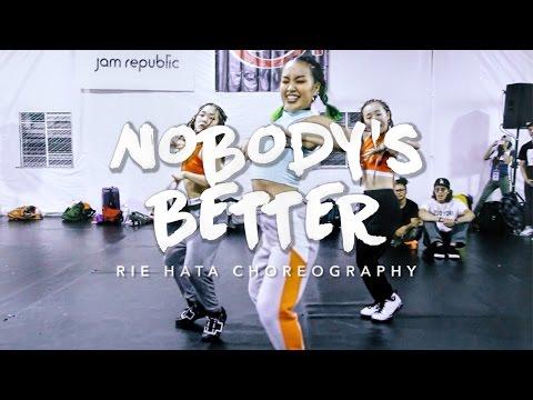 Nobody's Better - Z ft. Fetty Wap | Rie Hata Choreography | Summer Jam Dance Camp 2016