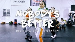 Nobody's Better - Z ft. Fetty Wap | Rie Hata Choreography | Summer Jam Dance Camp 2016
