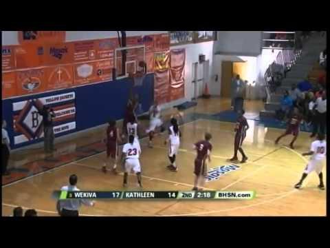 Jayson Hughes Junior Year Highlights - Wekiva High School