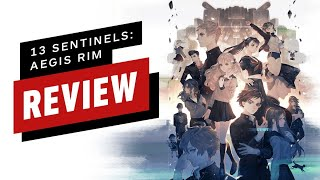 13 Sentinels: Aegis Rim Review (Video Game Video Review)