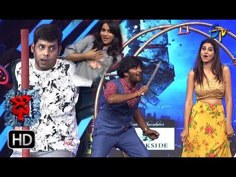 Sudheer | Rashmi | Hemanth | Varshni | Funny Joke | Dhee 10 |  31st January 2018  | ETV Telugu