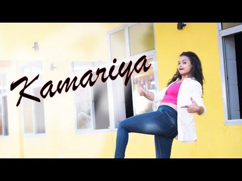 Kamariya   STREE   Nora Fatehi   Dance Cover   Dancercise