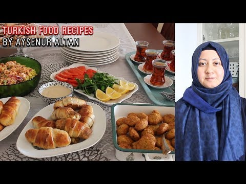 Turkish Tea Menu For My Family ✅  6 Recipes For Lunch And Timely Preparations