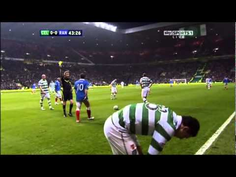 John Fleck vs Diving Cheat Kayal