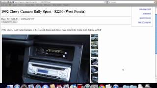 Vehicles For Sale By Owner In Quad Cities - YT