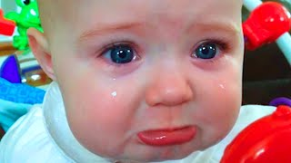 Cutest Baby Crying Moments Compilation    Cool Peachy
