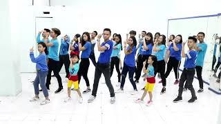Download Dance PUBG - Goyang happy ajalah - Dance viral - Tik tok