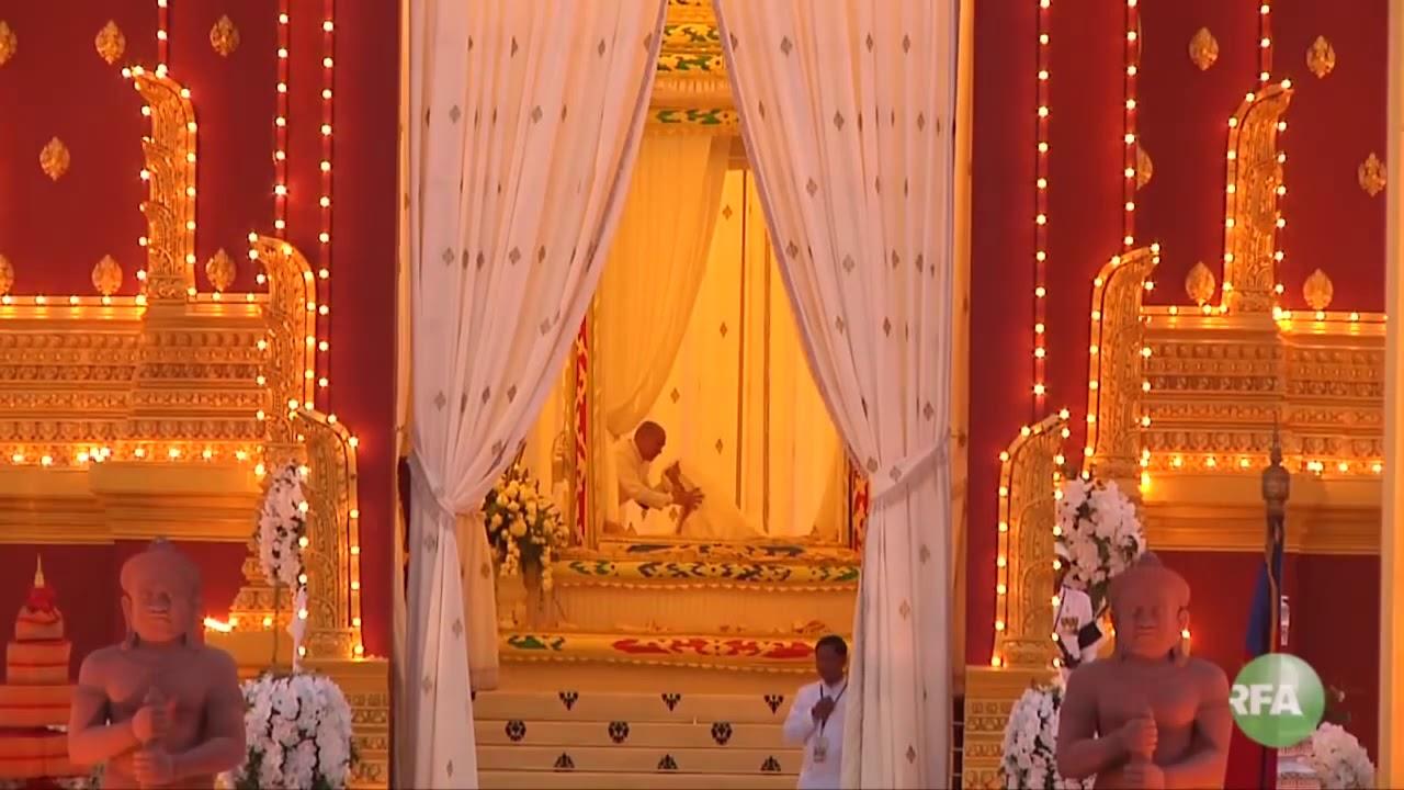 King Norodom Sihanouk Funeral Monument - [Goodbye Camboida លាហើយកម្ពុជា]