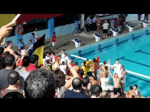 San Giljan champion's 2015