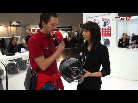 Nolan N44 Helmet News 2013 - Intermot 2012