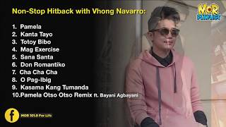 LIVE: Vhong Navarro | MOR Playlist Non-Stop OPM Songs 2018 ♪
