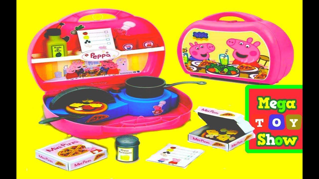 Peppa Pig Pizza Shop Mini Pizzeria New Peppa Pig Toy