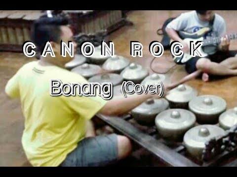 CANON ROCK, cover Bonang Barung thumbnail