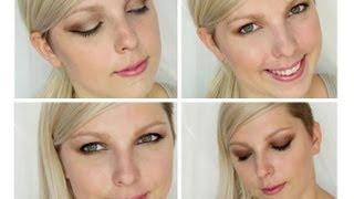 4 Stíny 20 Každodenních Líčení Makeup Tutorial
