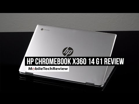 HP Chromebook x360 14 G1 Review