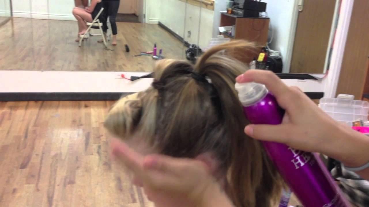 company hair #4 poof/mohawk hip hop hair