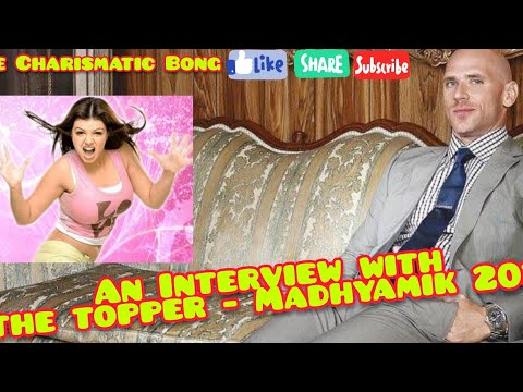 An Interview with the Topper of 10th Standard || Madhyamik Results || The Charismatic Bong from YouTube · Duration:  8 minutes 31 seconds