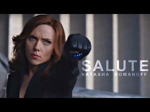 Natasha Romanoff || Salute