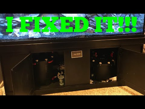 My Fluval FX4 STOPPED WORKING