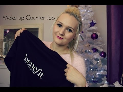 Benefit Cosmetics Interview / Job on a Make-up Counter - YouTube