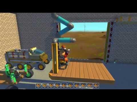 Scrap Mechanic Work Platform *Updated*