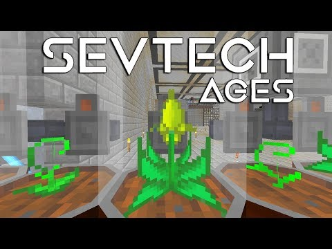 SEVTECH AGES - PLANTANDO MINERIOS(MYSTICAL AGRICULTURE)[E23