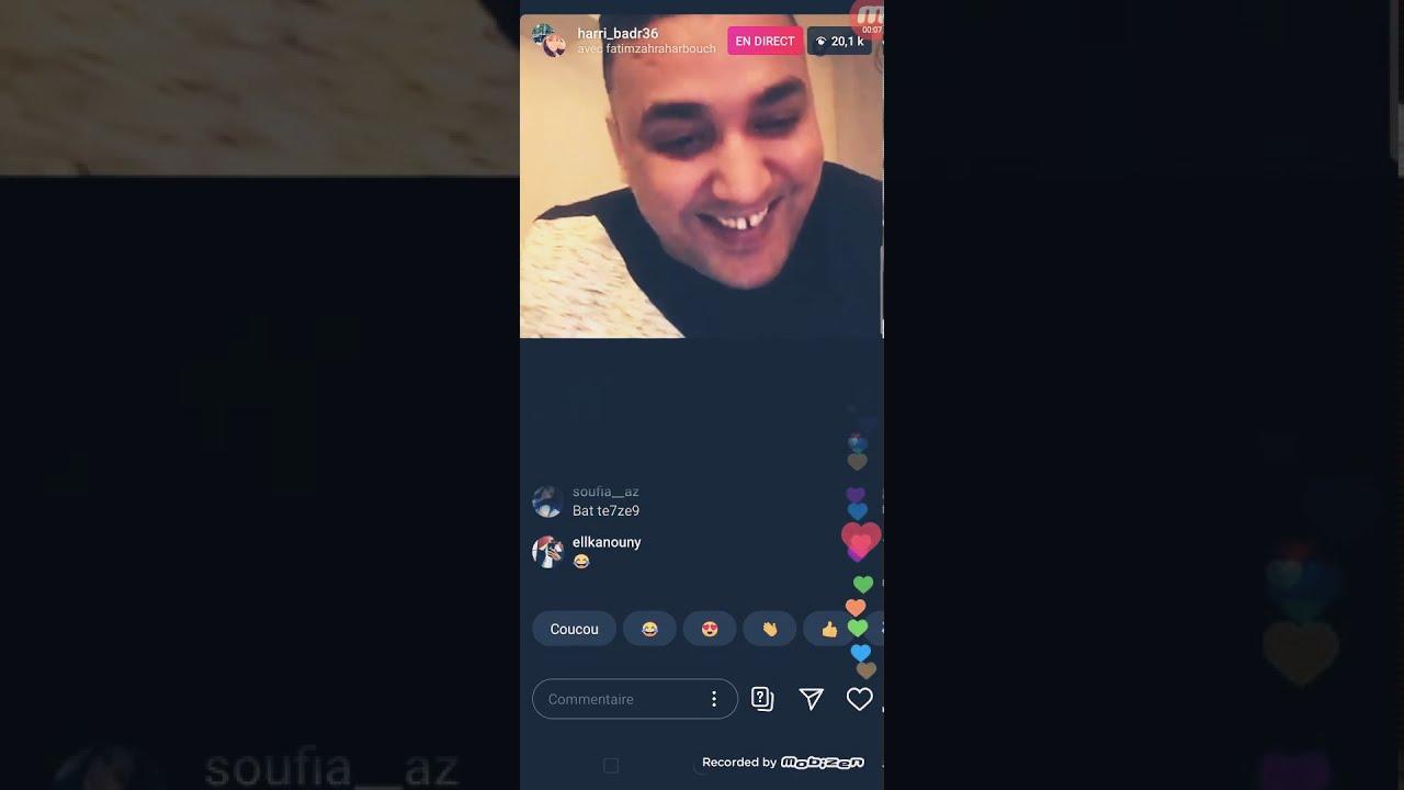 Download harri bader Live هو & fayssal vlog  💢أول مراة بدر كيخاف من 🔞fayssal vlog to 😂🌡️